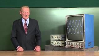 «Стоячая волна» на экране осциллографа