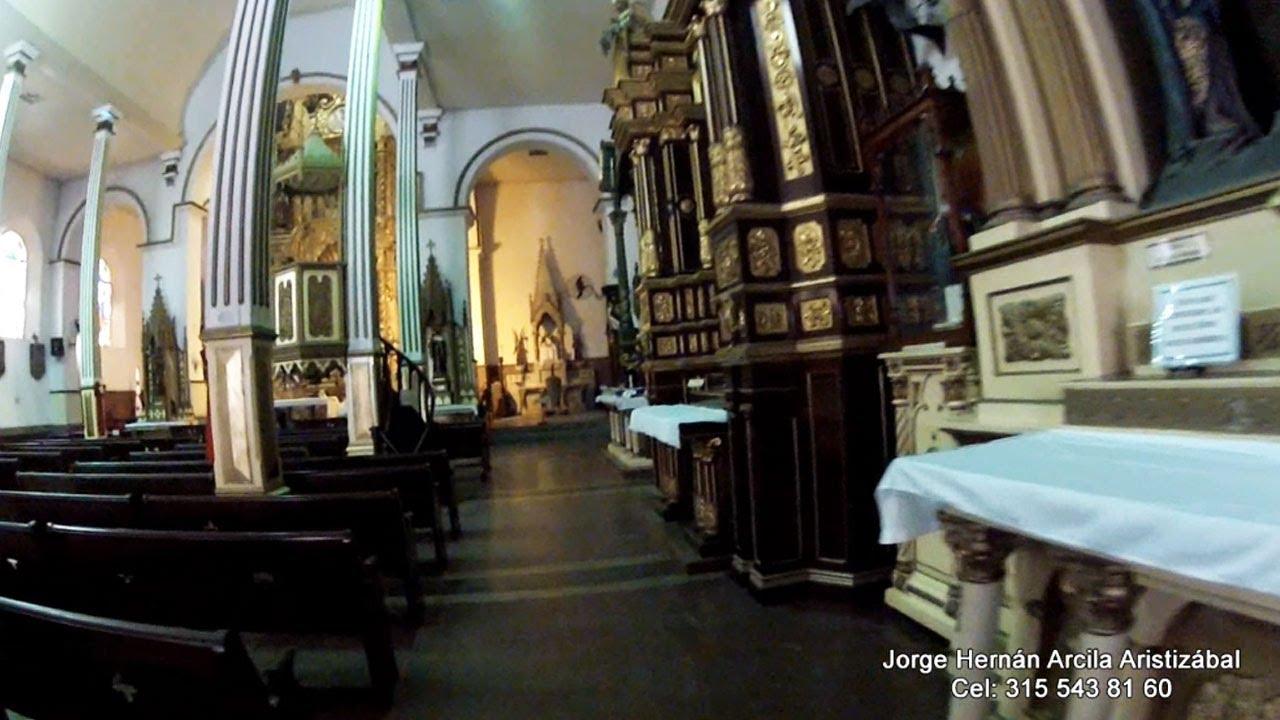 Iglesia De San Jose Casco Antiguo Panama Youtube