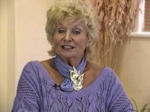 UFO  TV Series  Sylvia Anderson On Purple Wigs