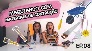 MAQUIANDO COM MATERIAIS DE CONSTRUÇÃO!!! #DANFUHOUSE thumbnail