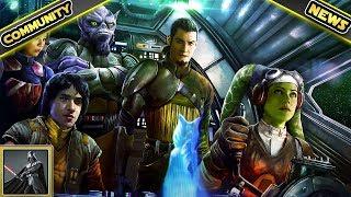 Star Wars Basis Community: Was ist die Zukunft der Ghost Crew aus Rebels? [News, Community, Q&A]