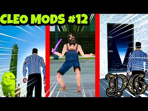 Cleo Mod #12    New cleo mods    Gta Sa Android    DADA GAMERZ