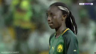 Nigeria vs Cameroon Women PENALTIES
