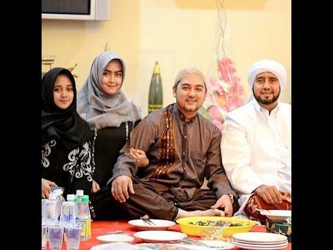 Veve Zulvikar Duet Dengan Habib Syech Setelah Makan