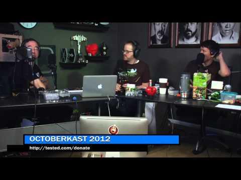 OCTOBERKAST 2012 - Part 11 - Loyd Case, Jason Cross
