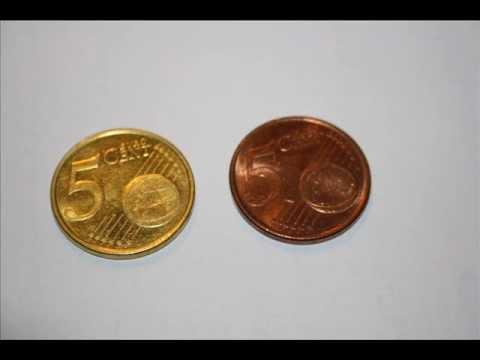 Golden 5 Cent Youtube