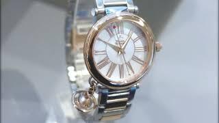 비비안 웨스트우드 여성용 메탈밴드 시계 콤비 VV006…