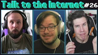 Bruce, Lawrence, And Criken Talk To The Internet #26