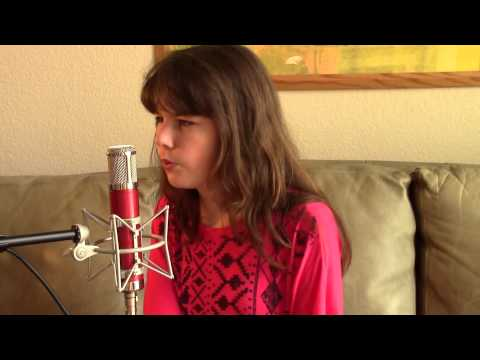 14 Year Old Sings Sultry Jazz Song Like Pro -
