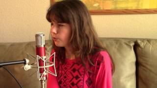 "14 Year Old Sings Sultry Jazz Song Like Pro - ""Who Will Comfort Me"" Cover by Melody Gardot"