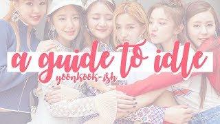 an unhelpful guide to (g)i-dle