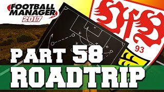 Roadtrip | part 58 | tactical familiarity | football manager 2017