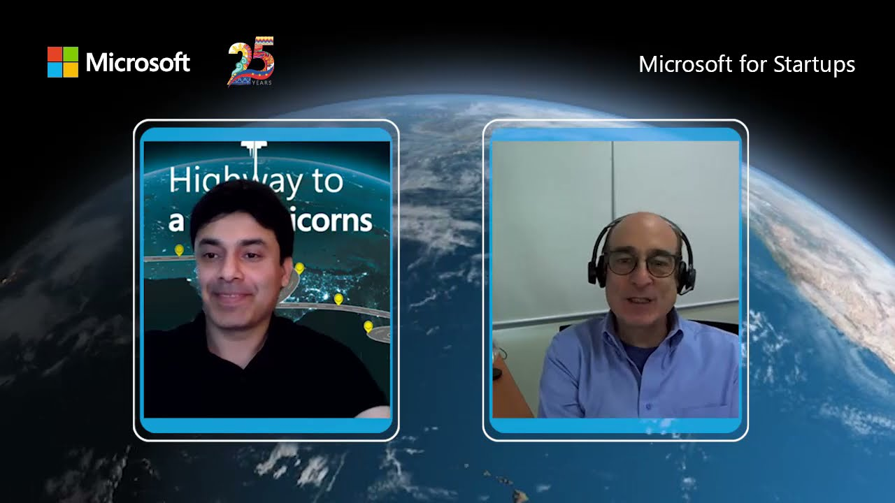 Microsoft Philippines COO Abid Zaidi Interviews Eric Schulze, Founder of Lifetrack Medical Systems