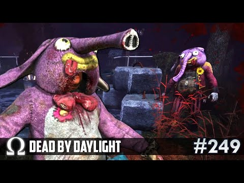 That's one WEIRD ELEPHANT! 😂 | Dead by Daylight (DBD) Clown / Trapper
