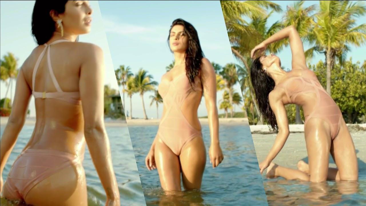 Download Priyanka Chopra - Exotic ft. Pitbull EDIT only Bikini look HD