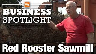 Wood-mizer Business Spotlight - Red Rooster Sawmill/goebel Furniture