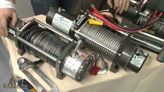 uAZOBAZA # 30 Автомобильные электрические лебедки для УАЗ