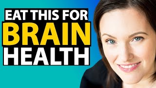 Kwik Brain Episode 88: Eating for Your Brain with Dr. Lisa Mosconi | Jim Kwik