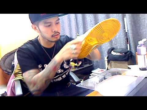 How to clean your sneakers with Jason Markk