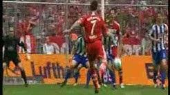 FC Bayern - Highlights der Saison 07/08