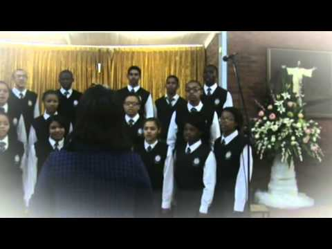 Count Your Blessings-Good Hope High School Choir #SingWithUsWoolworths