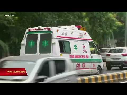 Ấn Độ: Trên 1 triệu ca nhiễm COVID (VOA)