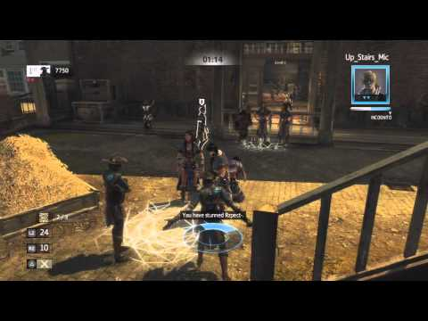 Assassin's Creed 3 HD: Multiplayer Wanted / Assassinate w/Comm.