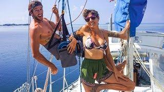 Who needs a Gearbox anyway... (Sailing Nandji) Ep 112