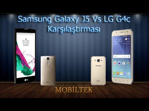 lg g4c vs samsung j5 karşılaştırması comparasion