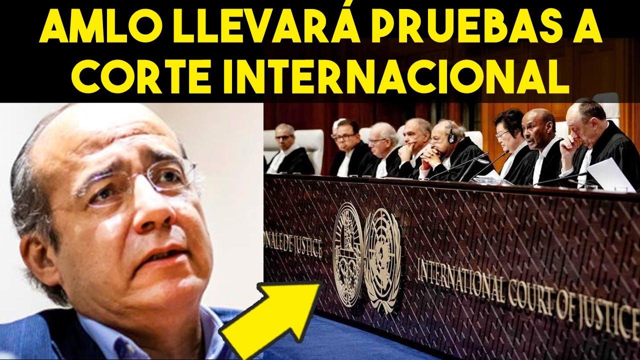 HACE MOMENTOS! AMLO Y GERTZ LLEVARAN PRUEBAS A CORTES INTERNACIONALES. ESTO SUCEDIÓ