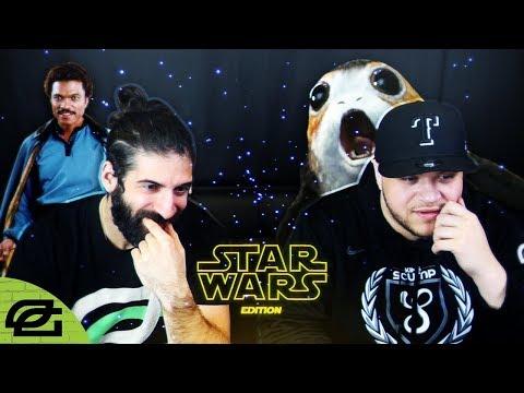 NAME THAT STAR WARS CHARACTER! (OpTic Trivia: Star Wars Edition)