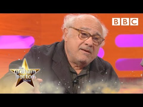 Danny DeVito tries speaking Welsh  The Graham Norton   Series 11 Episode 12  BBC One
