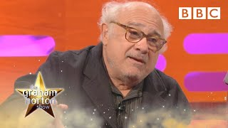 Danny DeVito tries speaking Welsh - The Graham Norton Show - Series 11 Episode 12 - BBC One