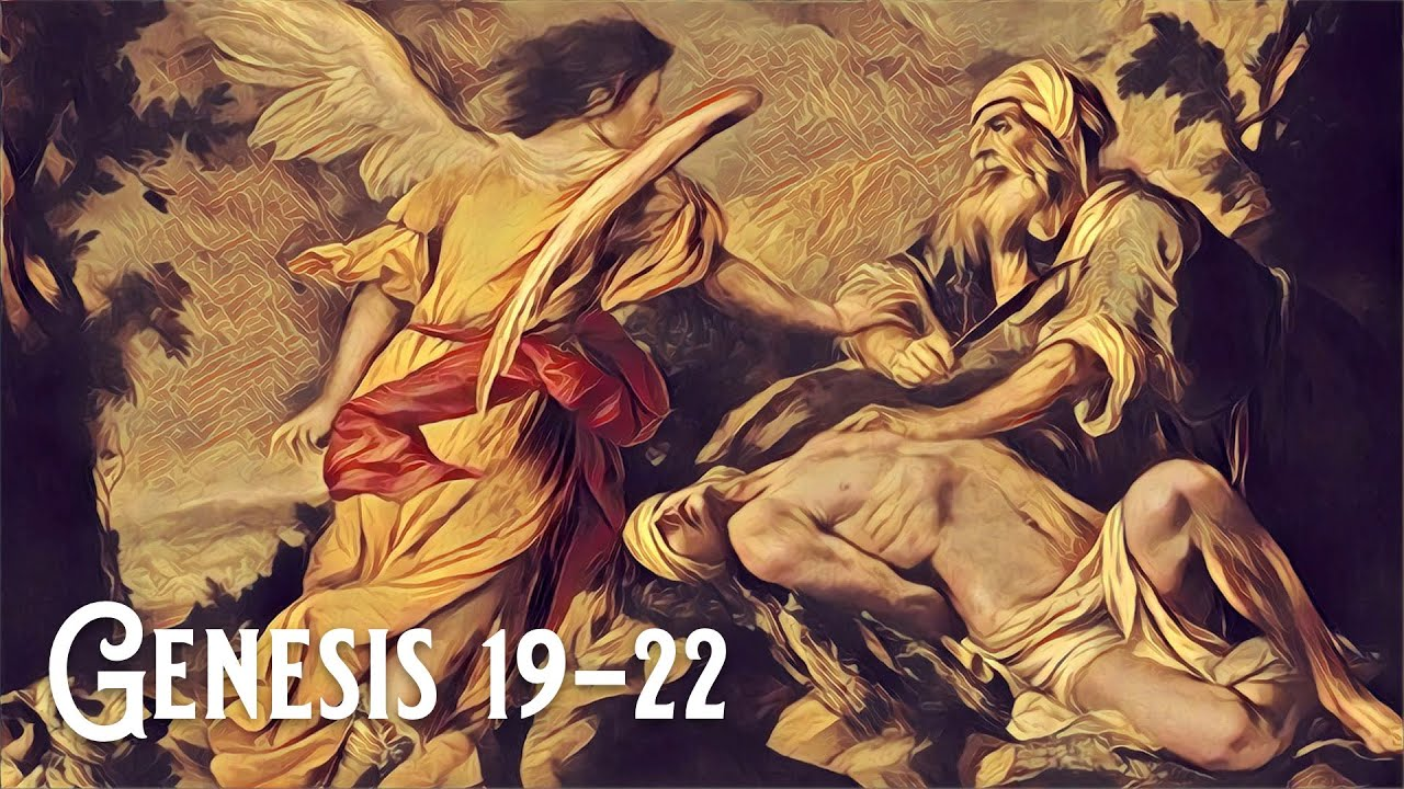 Freedom Fellowship: Genesis 19-22 (5/9/2021)