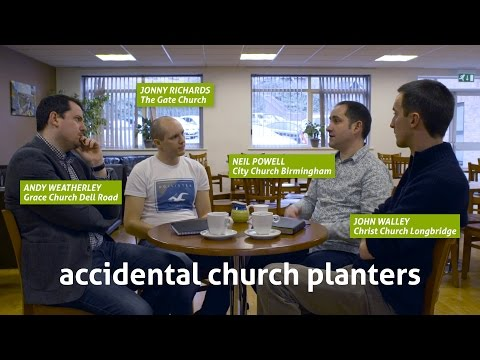 Accidental Church Planters