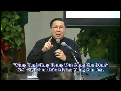 LM Matthew Nguyen Khac Hy Song Tin Mung Trong Doi Song Gia Dinh Phan 2
