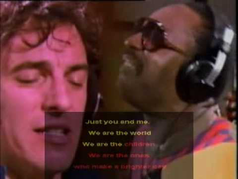 [R.I.P.] Michael Jackson (and others) - We Are The World (Original)