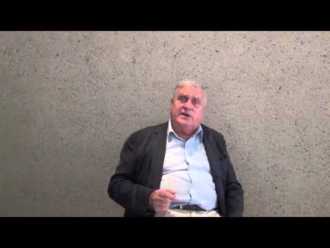 Max Gillies interview - Once Were Leaders at QPAC