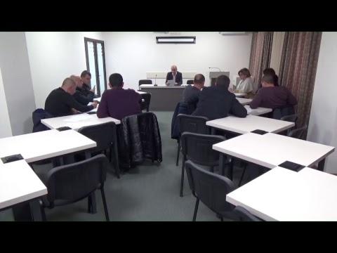 27.12.2018 - համայնքի ավագանու N17 արտահերթ նիստ