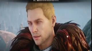 4 Dragon Age Inquisitionドラゴンエイジインクイジションの実況プレイ4ヘイベンでの雑用