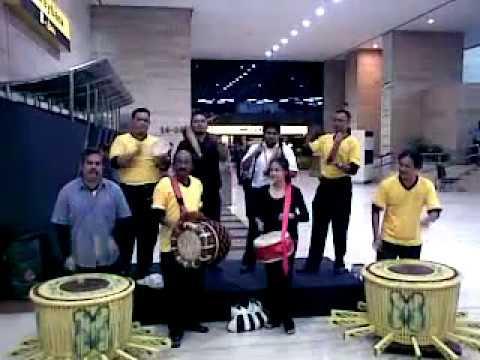 Malaysian Ethnic Drum beat by MOKABA