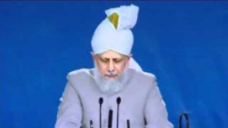 Jalsa Salana UK 2010 : Concluding Address - Part 3 (Urdu)