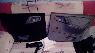 Перетяжка дверных карт (форд сиерра 1986 года)- Hauling door cards (Ford Sierra 1986)(Извиняюсь за качество. Я на драйве http://www.drive2.ru/cars/ford/sierra/sierra/tohaah/ если есть вопросы задавайте. Я в ВК https://vk.com/id..., 2014-01-26T18:33:13.000Z)