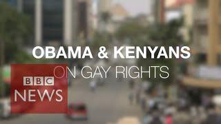 Kenyans react to Obama