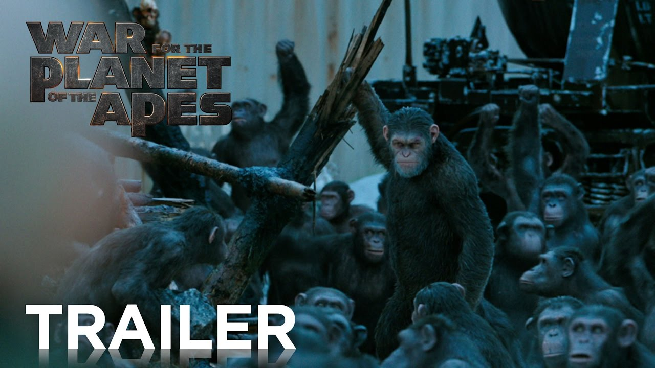 War for the Planet of the Apes Final Trailer Brings the End of Man