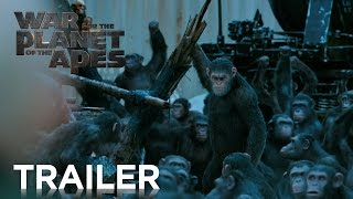 War for the Planet of the Apes | Final Trailer | 20th Century FOX thumbnail