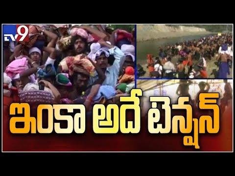 Devotees march towards Sabarimala temple for 'Mandala Makkaravilakku' puja - TV9