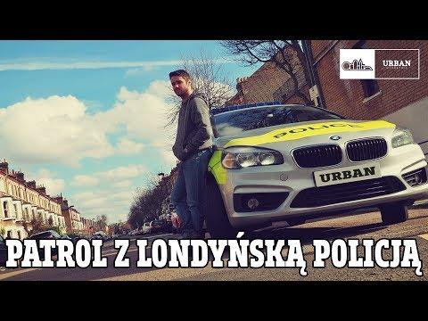 Patrol z londyńską POLICJĄ #154