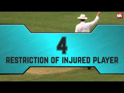 6 less known laws of cricket