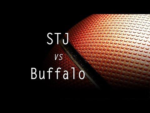 STJ vs. Buffalo (Girls State Tournament)